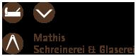 Schreinerei und Glaserei Mathis aus Meilen - Logo